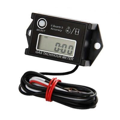 Digital Hour Meter Tachometer RPM Counter for Snowmobile Skis Motor Bike Go...