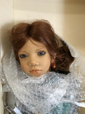 Annette Himstedt Doll Madina - Incl Box and Certificate