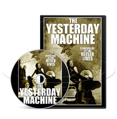 The Yesterday Machine (1963) Sci-Fi Time Travel Movie / Film on DVD