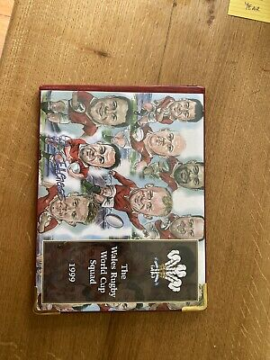 Rugby Union Trading Cards