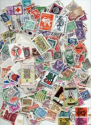 ALL WORLD Stamps 1000 - All Different -- Off Paper -- Used