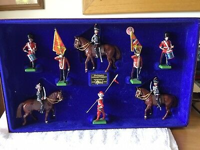 Britains Toy Soldier Limited Edition The Honourable Artillery Company 8 Pieces