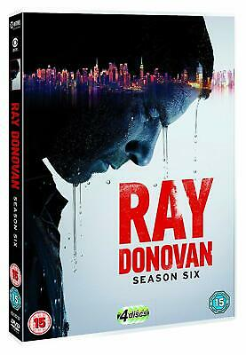 Ray Donovan Season 6 (New Sealed DVD Box Set)