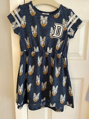 NEXT Girls Aged 2-3 Years Disney DAISY DUCK Dress