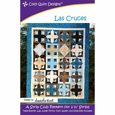 Las Cruces Quilt Pattern By Cozy Quilt Designs Quilting Sewing Craft DIY