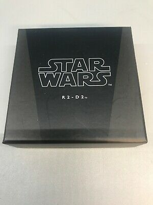 New Zealand Mint Star Wars 2016 R2 D2 Ogp & Coa. Coin Is Not Included.
