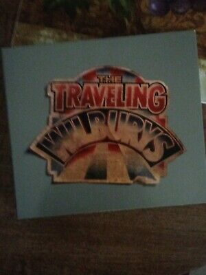 The Traveling Wilbur - Traveling Wilburys Collection like new  With DVD, Digipac