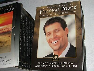 Anthony Robbins -Course -Personal Power-15 Cd's
