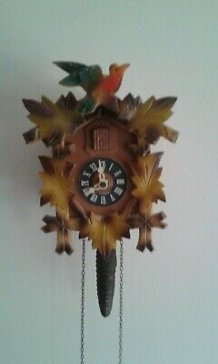 West German cuckoo clock for spares