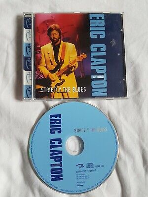 Eric Clapton Strictly The Blues Cd