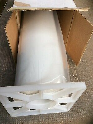 Russell & Chapple Inkjet Canvas Roll 320gsm 24 in. X 40ft. 610mm x 12.19m New
