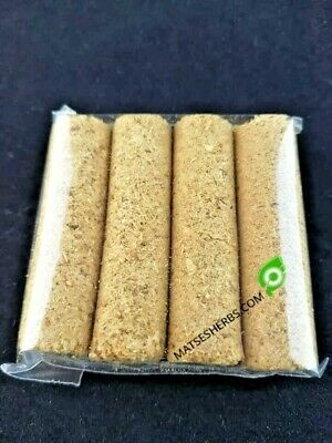 Palo Santo Incense Bursera Graveolens Holy Stick - HANDMADE (4 sticks)