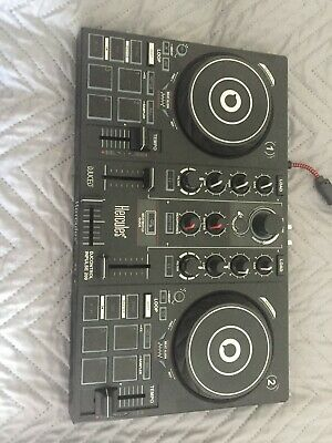 Hercules DJ control, impulse 200 USB decks