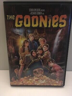 THE GOONIES (DVD Movie Release 1985) Used Excellent Shape