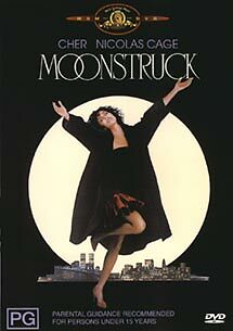 Moonstruck Dvd Brand New & Sealed Region 4