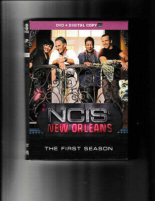 NCIS: New Orleans - The First Season (DVD, 2015, 6-Disc Set)