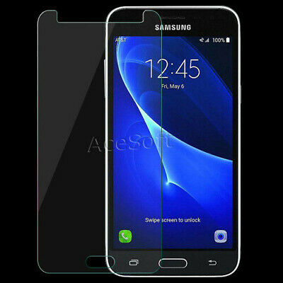Bubble-Free Tempered Glass Screen Protector Film for Samsung Galaxy Sol SM-J321A