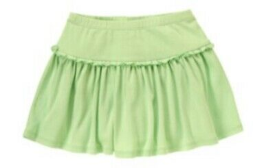 Gymboree Island Lilly Strawberry Sweetheart 6 7 Green Skirt 13