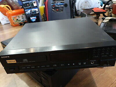 Sony CDP-M34 CD players Compact Disc Player