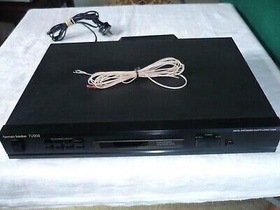 Vintage Harman Kardon TU909 AM / FM Stereo Tuner in Immaculate Condition