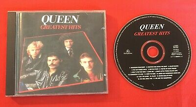 Queen Greatest Hits 1994 Condition Correct CD