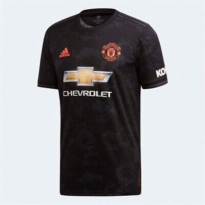 Manchester United Third Shirt 2019/2020. Size Large (L)