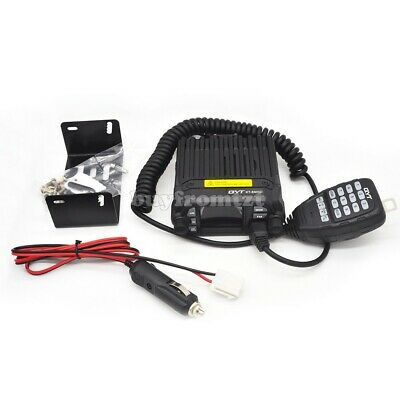 QYT KT-8900D Dual Band VHF UHF Radio Mobile Transceiver 136-174/400-480MHz bt-