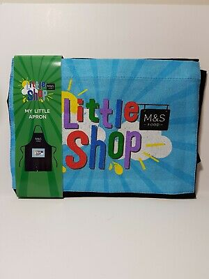M&S Little Shop Mini Collectables My Little Apron Childs Marks and Spencer