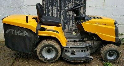 STIGA Estate 3098 H Ride-On Mower