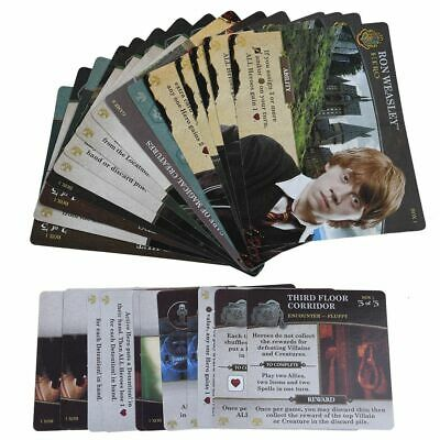 Harry Potter Hogwarts Battle: The Monster Box of Monsters Expansion Card Game