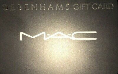 Debenhams/ mac £20 Gift Card