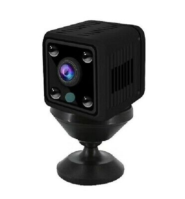Micro Telecamera Spia wifi  Camera IP Nascosta Spy Cam HD Wireless
