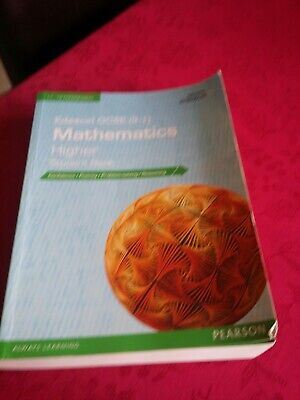 Edexcel GCSE (9-1) Mathematics: Higher Student Book (Ede by . Used Paperback