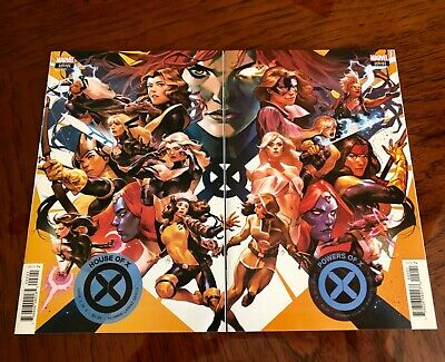 Marvel House of X Powers of X #2 Putri Connecting Variant 2019 NM/MT 9.8 UNREAD!