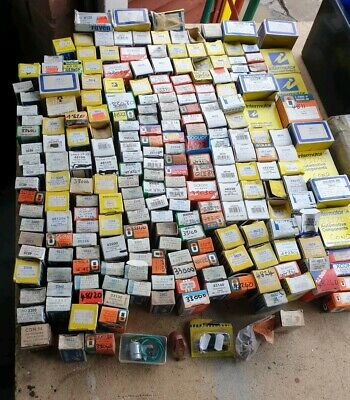 Joblot of classic car 200+ Contacts, Rotors And Condensers