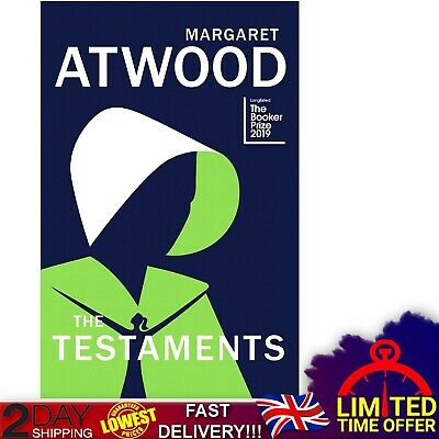 The Testaments: The Sequel to The Handmaid's Tale by Margaret Atwoo Hardcover