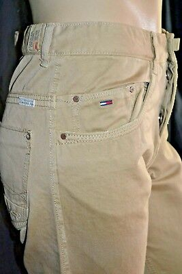 TOMMY HILFIGER DENIM original Hose trousers W28/L32 brand new khaki