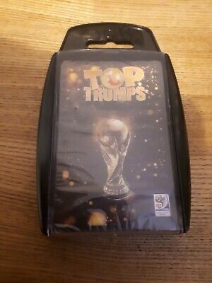 South Africa fifa 2010 world cup top trumps brand new