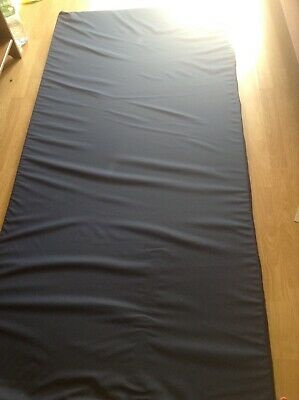 Cool Blue Memory Foam Cooling Mattress Topper Available in All Sizes & Depths