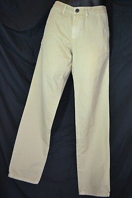 TOMMY HILFIGER DENIM original HERREN Hose trousers W34/L34 brand new khaki
