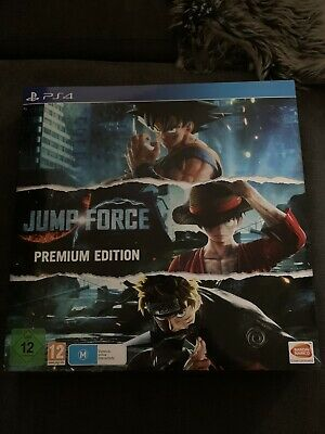 JUMP FORCE PS4 Premium Edition (NO DLC)