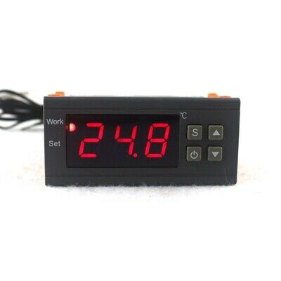 Digital Temperature Controller 90-250V Control Cooling Heating -50~110C Sensor