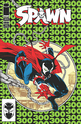Spawn #300 Mcfarlane 3Rd Print Variant Image Comics Amazing Spiderman 300 Homage