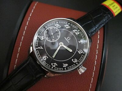 OMEGA 1899 Pocket Watch Converted to Luxury Marriage Wristwatch