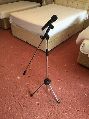Proel Microphone Stand RSM Series, Free Microphone included