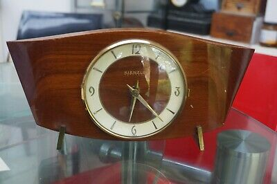 "KIENZLE electrically rewound ""rementoire"" wall clock.VIDEO."