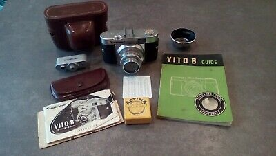 Voigtlander Vito-B 35mm Vintage Camera & Accessories