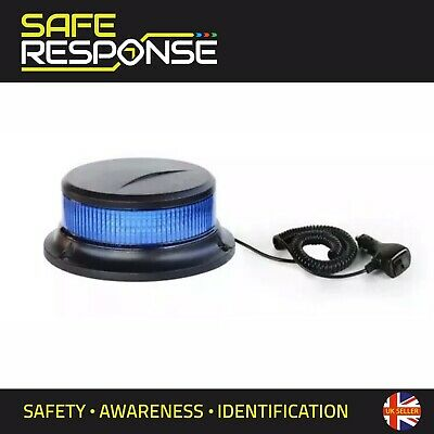 231 BEACON 18LEDS BLUE MAGNETIC Warning light small handy Bright VD-231L-M-B