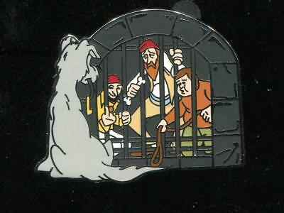 Park Attractions Mystery Box Set Pirates of the Caribbean Disney Pin 115790