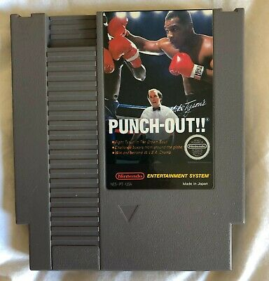 Mike Tysons Punch out NES